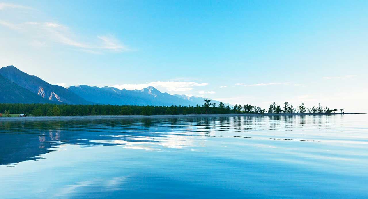 Сохранение озера Байкал